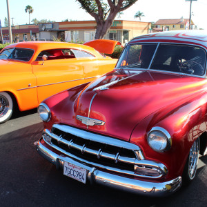 Lowriders Return To Highland Avenue in National City