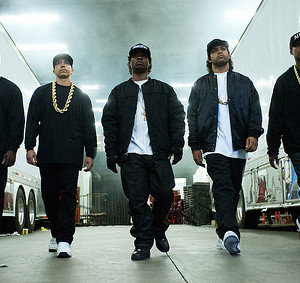 Straight Outta Compton to Right Now