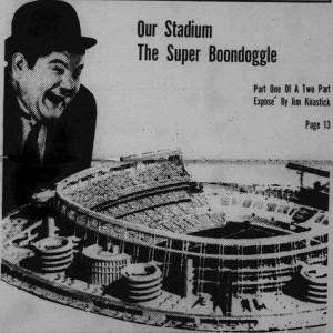 Qualcomm Stadium: a Boondoggle from the Get-Go?