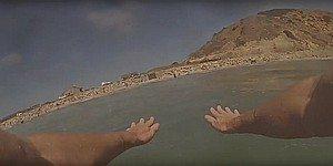 Geo-Poetic Spaces: Bodysurfing