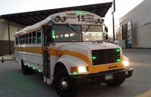 Turista Libre Bus