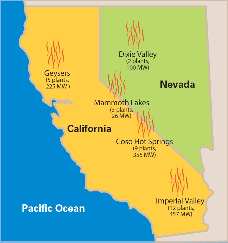 Geothermal The Other California Renewable San Diego