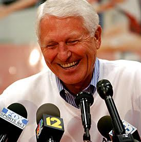A Toast to Hall-of-Fame Coach Lute Olson