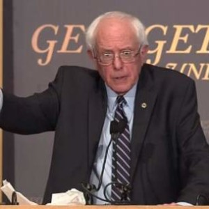 Sen Bernie Sanders on Democratic Socialism: Let Us Finish What FDR and MLK Started
