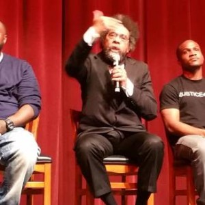 Dr. Cornel West Comes to San Diego