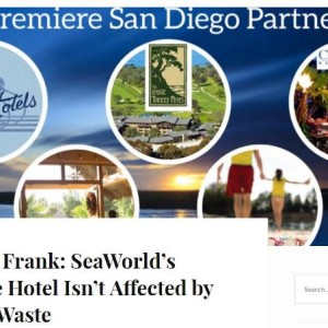 SeaWorld Supporters Take on OB Rag and Frank Gormlie