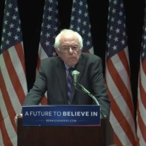 Bernie Sanders: 'Greed Is Not Good'