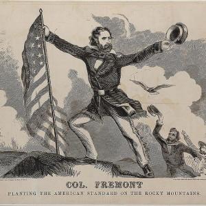 Fray Serra o Capitan Frémont