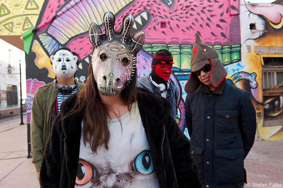 La frontera stefan falke talks about artists along the u for Arte colectivo mural