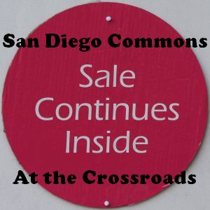 Hide and Seek on the Commons: Selling More San Diego