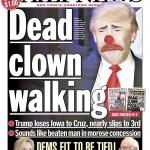 Iowa Caucuses: Trump Trumped, Hillary Feels the Bern