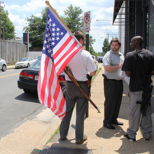 Secret Service Bails Republicans Out of Their Convention Open Carry Dilemma