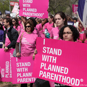 "Feeling a Need to Stand with Planned Parenthood After Watching ""The View"""