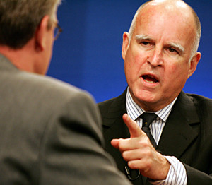Is Jerry Brown Involved in the San Onofre Nuclear Plant Shutdown Scandal?