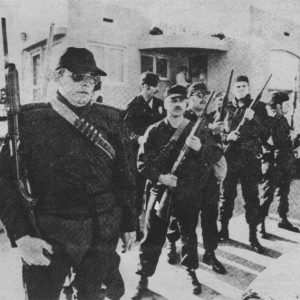 The Day Ocean Beach Became an Armed Police State