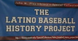 Latinos and Baseball: In the Barrios and the Big League
