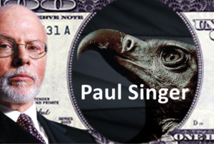 Hedge Fund Billionaire Paul Singer Makes Argentina Cry For Itself