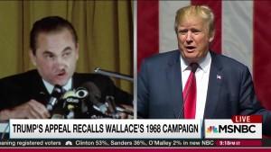 wallace trump