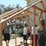 We Can Do It Now! Tiny Home Demonstration part of San Diego Homeless Awareness Activities