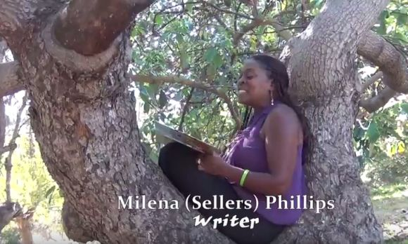 Author Milena (Sellers) Phillips