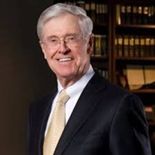 Charles Koch Denounces His Creation, The Modern Republican Party