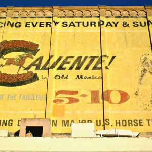 San Diego Historical Resources Board: Save the Historic Caliente Mural