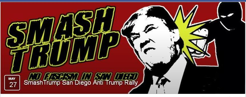 San Diego Mobilizes Against Trump - Due Here Friday, May 27 - San ...