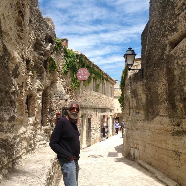 Ernie McCray (in Arles?)