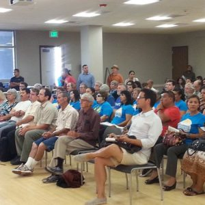 San Diegans Voice Concerns to State Officials About Air Quality, Environmental Justice, and Climate Change