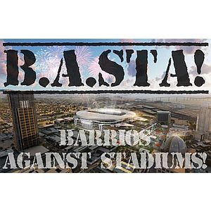 Barrios Against STAdiums! to Protest Chargers Pro-Stadium Speakers