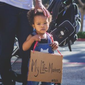 Black Lives Matter San Diego Rally: Photo-Essay