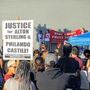 Photo Gallery: #Alton #Philando Vigil & March