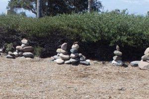 Rock Art Has Been Dismantled