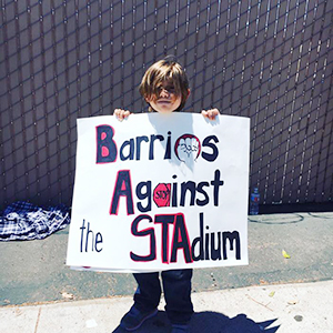 San Diego Chargers Stadium: Q&A with Barrios Against Stadiums
