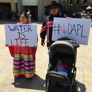 San Diego Labor Opposes DAPL Pipeline