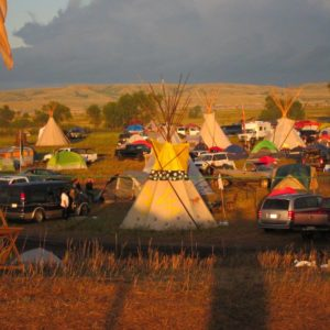The North Dakota Access Pipeline: a Tale of Two Characters