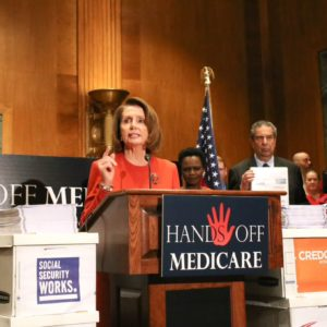 One Million People Demand Republicans Keep Their Hands Off Medicare