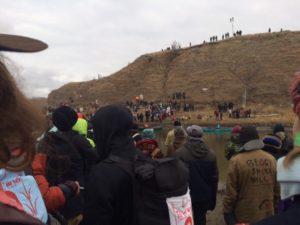 Maria Brown / Standing Rock post nodapl