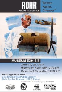 Rohr Aircraft, Chula Vista Heritage Museum