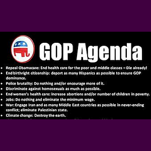 Resistance Mobilizes as GOP Licks Chops Over Regressive Agenda