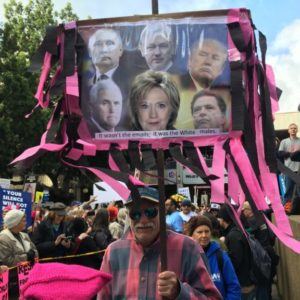 40,000 San Diegans at Women's March – Photo Gallery