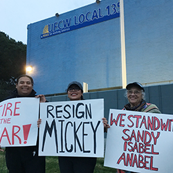 Community Campaign Against Accused Sexual Harasser Mickey Kasparian Continues