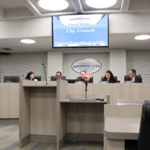 2 Investigations Requested at National City's Council Meeting