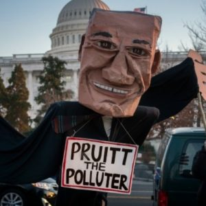 Call It What It Is: Climate Cover-Up, Not Climate Denial