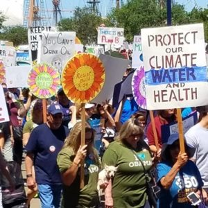 5,000 Strong at People's Climate March in San Diego (Photo Gallery)