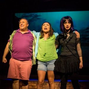 Into the Beautiful North: A Play at the San Diego Repertory Theater