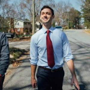 Democratic Momentum in Georgia Race Signals Shifting Electoral Tide