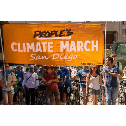 Image result for climate march san diego 2017 photos
