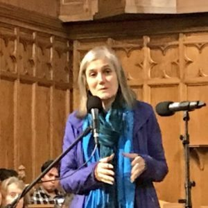 Amy Goodman Speaks Out for the Silenced Majority in SRO San Diego Appearance