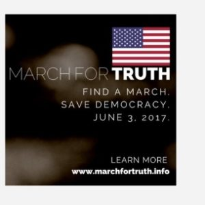 March for Truth Organizes as Putin's Puppet Starts to Dance